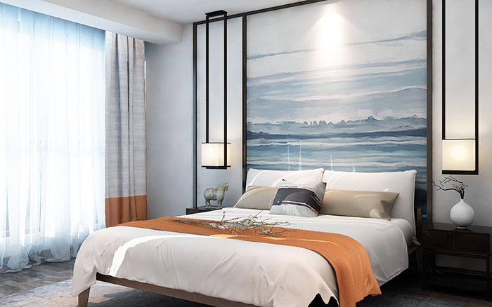 卧室-中式
